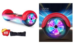 """Hot Deal! Hoverboard 6.5"""" LED - 30% off on Amazon"""