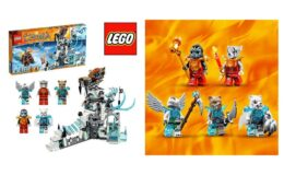 Hot! 74% off LEGO Legends of Chima Set #70147 Sir Fangars Ice Fortress at WOOT!