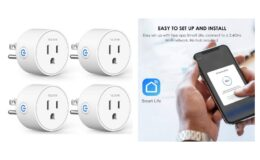 49% Off Smart Plug Compatible with Alexa Google Assistant {Amazon}
