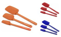 Rachael Ray Tools & Gadgets 3-Piece Silicone Spoonula Set $6.29 at Macy's (Reg. $25.99)