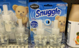 Free Renuzit Snuggle Scented Oil Refills at ShopRite! {1/19}
