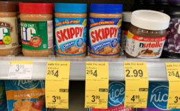 Skippy Peanut Butter Just $1.72 at Walgreens!
