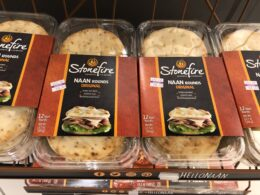 Stonefire Naan Rounds just $2 at Stop & Shop