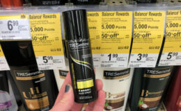 Tresemme Hair Spray Just $0.24 at Walgreens! {No Coupons Needed}