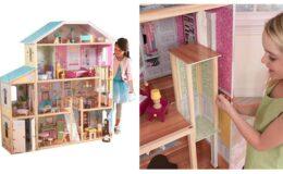 KidKraft Majestic Mansion Dollhouse $70 (Reg. $125) at Target