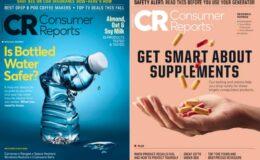 Consumer Reports Magazine $15.99/Year