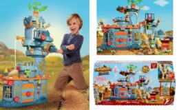 Little Tikes Kingdom Builders Hex Castle $15 (Reg. $39.99)