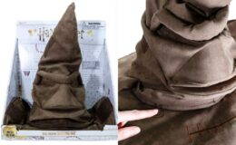 Harry Potter Real Talking Sorting Hat $7.46 (Reg. $19.99)