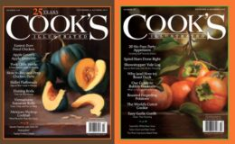 2 Years of Cook's Illustrated Magazine just $16.49!