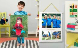 "Today Only! Walgreens: 11""x14"" Custom Photo Poster just $1.99 (Reg. $10.99) + Free Store Pickup"