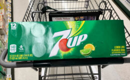 Target Shoppers - 7UP 12-Pack Cans Just $1.49 at Target! {Ibotta Rebate}