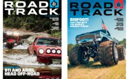 Road & Track Magazine For Just $4.99 per Year!