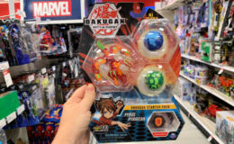 Target Kids Daily Deal Circle Offer - Save 25% on Bakugan Toys {Today Only}