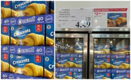 Costco:  Hot Deal on Pillsbury Crescent Rolls - $0.12 per roll!