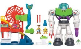 Target Kids Daily Deal Circle Offer - Save 25% on Imaginext Toys {Today Only}