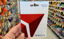 Rite Aid Shoppers - Save Up To $30 on Delta or Hotels.com Gift Cards!
