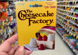 Rite Aid Shoppers - Save Up To $10 on Cheesecake Factory or Longhorns Gift Cards!