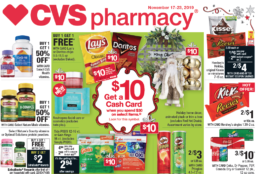 Insider Preview of the Best Deals at CVS starting 11/17
