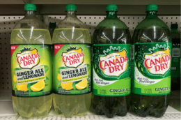 Canada Dry 2ltrs Just $0.74 at Acme! No Coupons Needed! 4 Days Only {Ibotta}