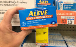 Money Maker + Up to 3 FREE Aleve 40 - 50 Ct. at CVS!