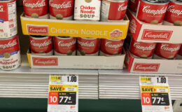 Still Available! Campbell's Condensed Soups as Low as $0.57 at ShopRite!