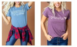 Grateful Tees 2 for $30 + Free Shipping at Cents of Style!