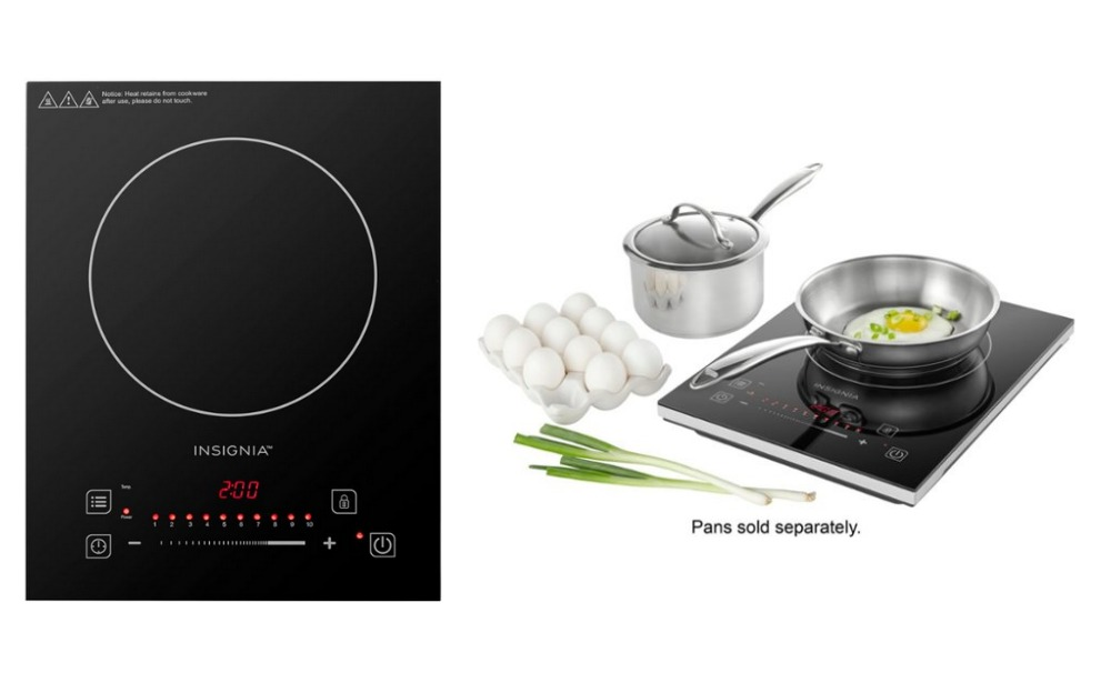 11 4 Electric Induction Cooktop 29 99