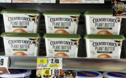 Country Crock Plant Butter Just $0.99  at ShopRite!