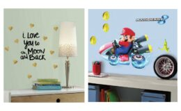 Roommates Peel and Stick Wall Decals on Rollback - Love You to the Moon & Back $5.77 (Reg. $13.59)
