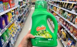 $2.94 Gain Liquid Laundry Detergent at Rite Aid!