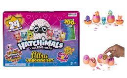 Kohl's Black Friday Early Access - Hatchimals CollEGGtibles Ultra Unboxing Set $24.99 (Reg. $49.99)