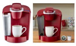Keurig K-Classic K50 Single-Serve K-Cup Pod Coffee Maker $69.99 Shipped (Reg. $119.99)