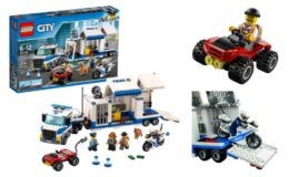 Hot Price! 46% off LEGO City Police Mobile Command Center {Amazon}