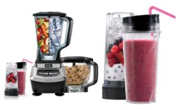 Ninja Supra Kitchen Blender System with Food Processor $99 (Reg.$169.99) at Walmart!