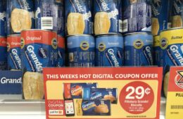 Pillsbury Grands! Biscuits Just $0.29 at Acme! (J4U Digital)