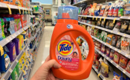Tide Laundry Detergent Just $0.99 at ShopRite!