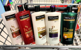 Tresemme Premium Shampoos and Conditioners as low as $0.34 at CVS! {Starting 12/8}
