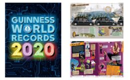 74% off Guinness World Records 2020 Hardcover {Amazon}