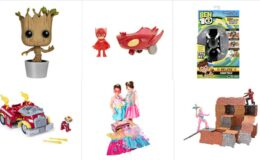Save up to 80% on Character Toys & Apparel  - Paw Patrol, PJ Masks and More!