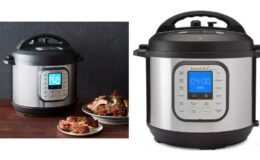Instant Pot Duo Nova 6 quart 7-in-1 One-Touch Multi-Use Programmable Pressure Cooker $62.99 (Reg. $129.99) {Cardholders} + $10 Kohl's Cash