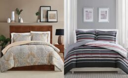 3 Piece Comforter Sets $17.99 (Reg. $80) at Macy's