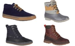 Additional 50% Off Sperry Boots - Prices Starting at $23