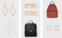 30% Off + Buy 1 Get 1 50% Off Jewelry & Handbags at Target