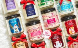 Today Only! Bath & Body Works Single Wick Candles $5.95 Each (Reg. $14.50)