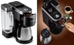Keurig K-Duo Plus Single-Serve & Carafe Coffee Maker $119.99 (Reg. $229.99)