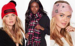 Victoria's Secret $10 Hats, Scarves & Gloves