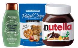 Today's Top New Coupons - Save on Nutella, Aveeno, Snack Factory & More