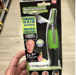 MicroTouch Max Personal Trimmer Only $4.99 at CVS and CVS.com! {No Coupons Needed}