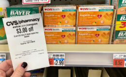 CVS Health Adult Low Dose Aspirin as Low as FREE at CVS!