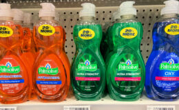 Palmolive Dish Detergent Only $0.49 at CVS!